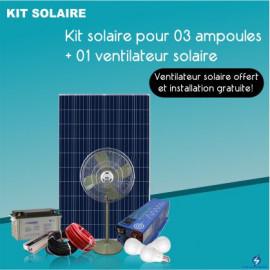 copy of KIT solaire pour 5...
