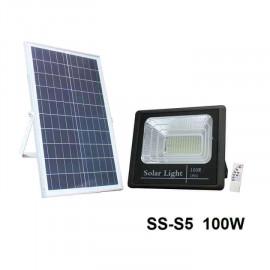 Projecteur solaire autonome...