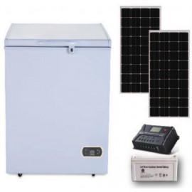 Congélateur solaire 160 litres