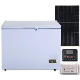 Congélateur solaire 358 litres